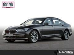 2019 BMW 740i Sedan
