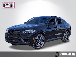 2020 BMW X4 M Competition Sports Activity Coupe