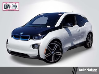 2015 BMW i3 with Range Extender Hatchback in [Company City]