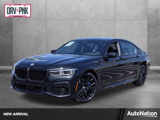 2022 BMW 740i xDrive Sedan