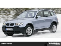 2006 BMW X3 3.0i SUV in [Company City]