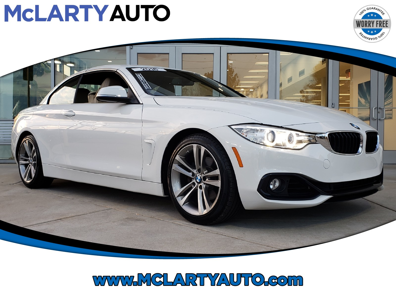 BMW 428I Convertible >> Used 2016 Bmw 428i Convertible For Sale Near North Little Rock Conway Ar Vin Wba3v7c52g5a25588