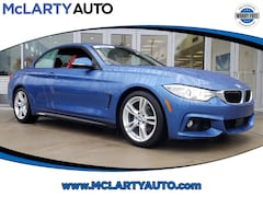Used 2016 BMW 428i Convertible 428I WBA3V7C56G5A26985 for sale in Little Rock, AR