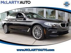 Used 2018 BMW 530i xDrive Sedan 530I Xdrive WBAJA7C50JWC77182 for sale in Little Rock, AR