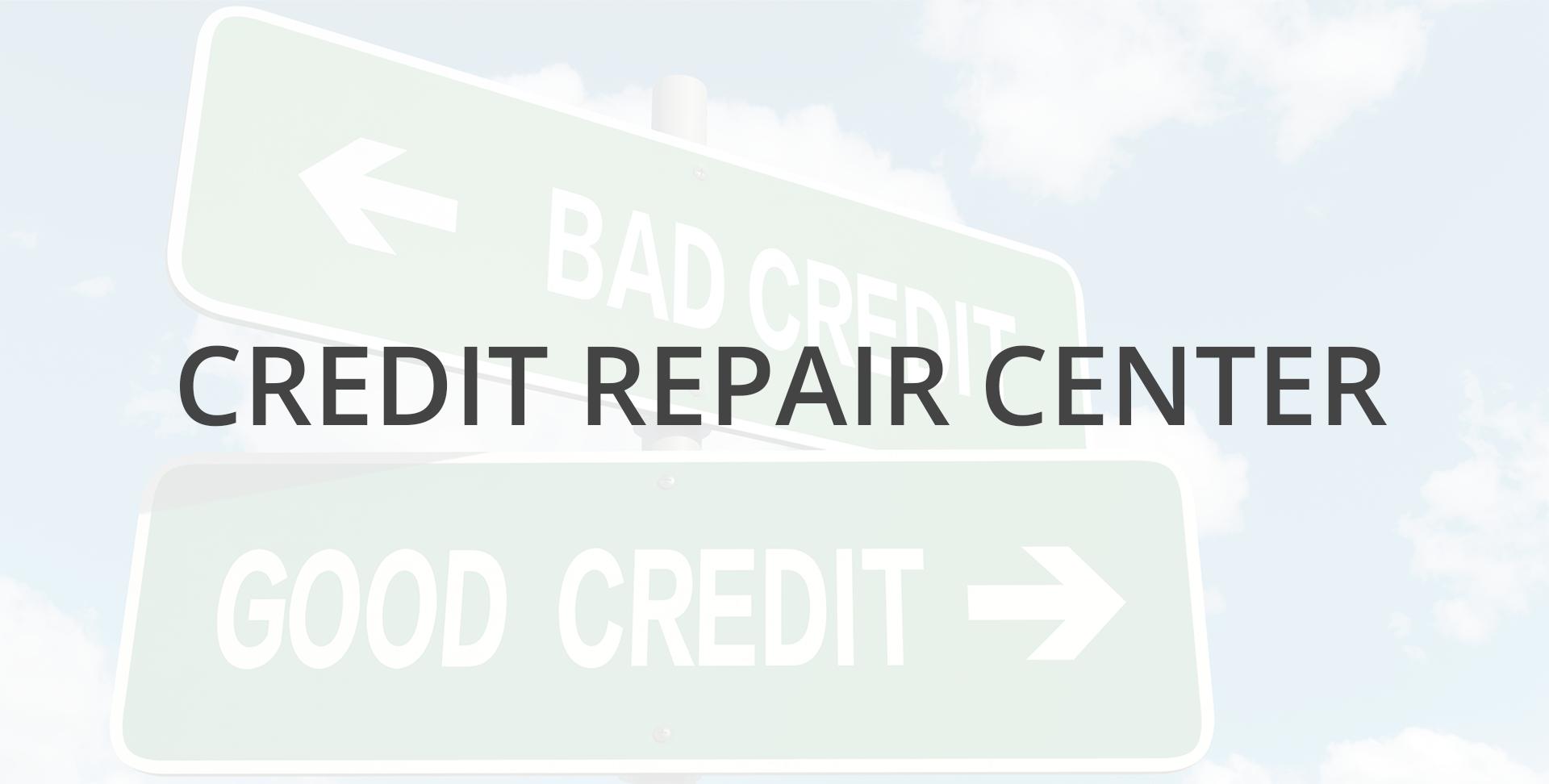 Credit Repair Center Little Rock Ar