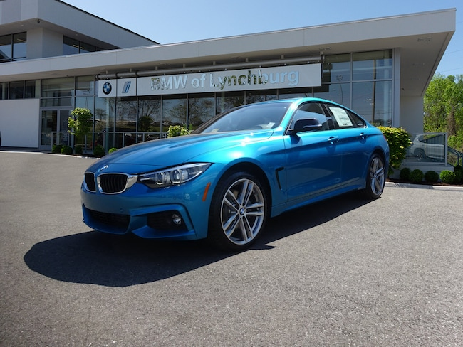 2018 BMW 430i xDrive AWD 430i xDrive Gran Coupe  Sedan