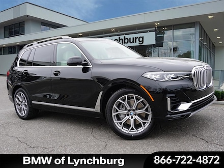 2020 BMW X7 xDrive40i AWD xDrive40i  Sports Activity Vehicle