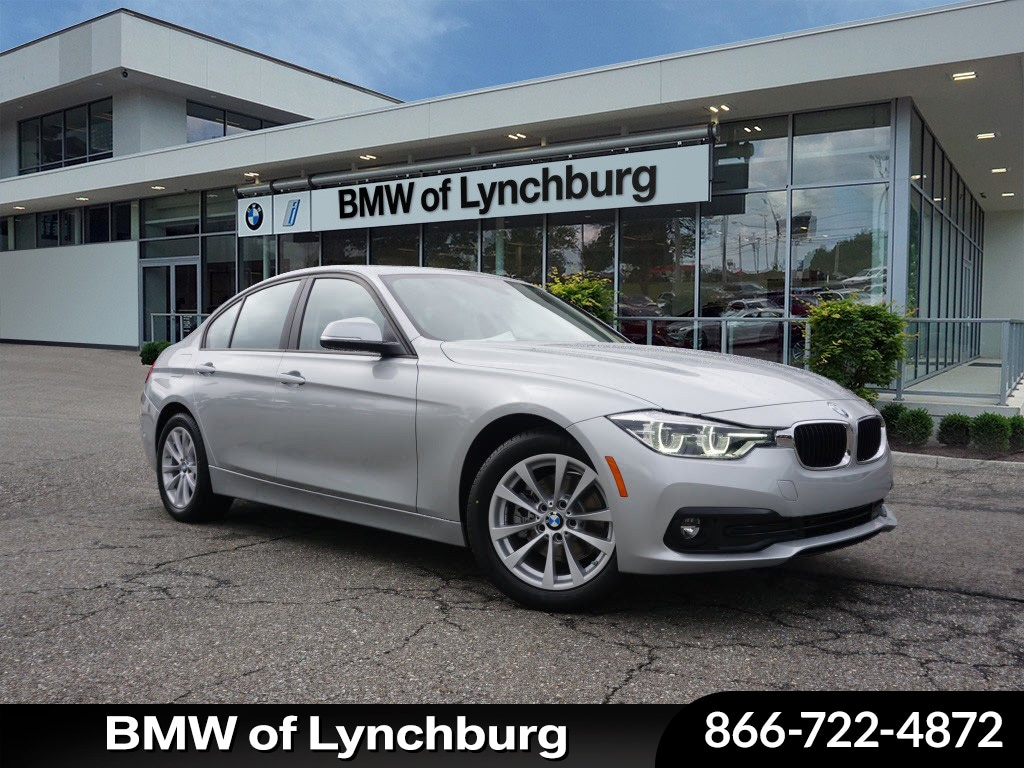 2018 BMW 320i xDrive AWD 320i xDrive  Sedan