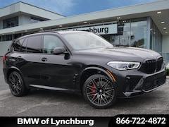 2021 BMW X5 M AWD SUV