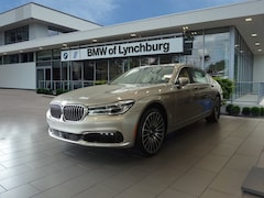 2018 BMW 750i xDrive AWD 750i xDrive  Sedan