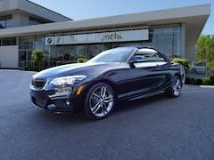 2018 BMW 230i 230i 230i  Convertible