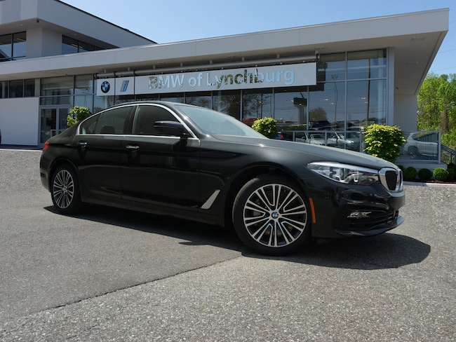 2018 BMW 530i xDrive AWD 530i xDrive  Sedan