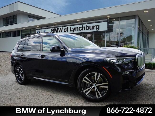2020 BMW X7 xDrive40i AWD xDrive40i  Sports Activity Vehicle