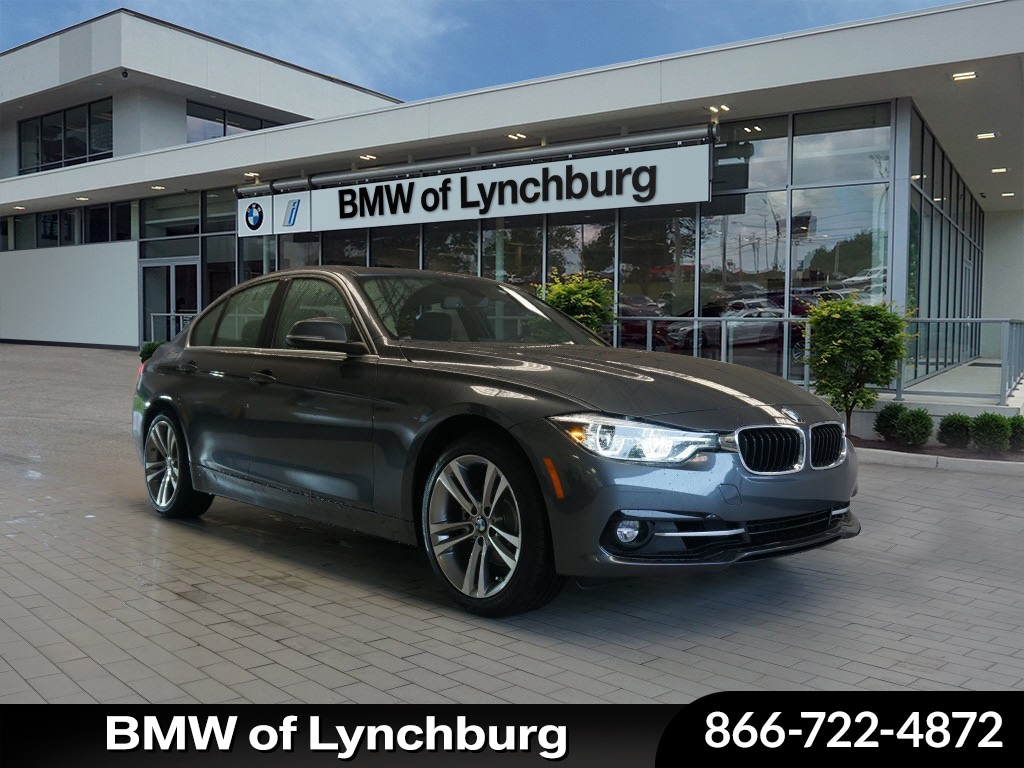 2018 BMW 330i xDrive AWD 330i xDrive  Sedan
