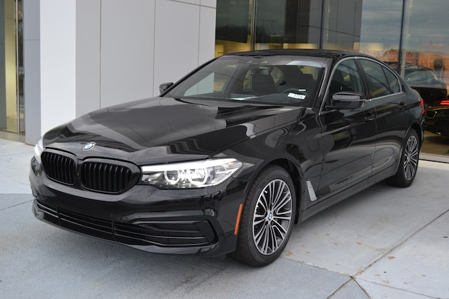 New 2019 BMW 530i 530i Sedan in Macon, GA