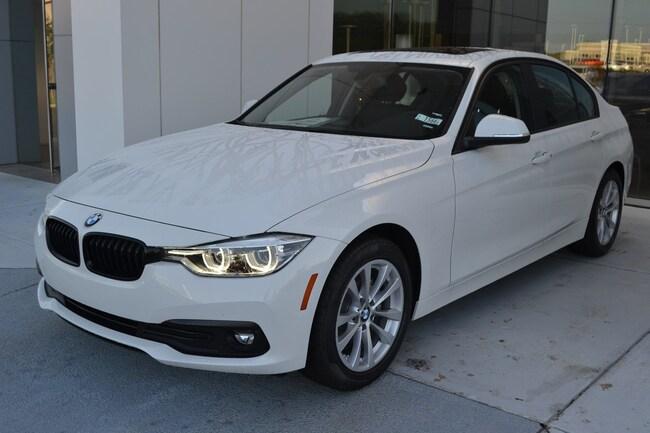 New 2018 BMW 320i 320i Sedan in Macon, GA