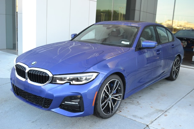 New 2019 BMW 330i 330i Sedan in Macon, GA
