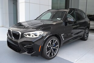 2020 BMW X3 M Competition SAV B2200