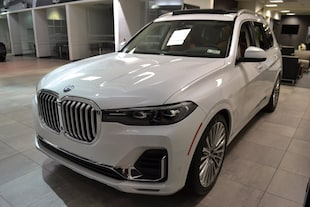 2021 BMW X7 xDrive40i SAV B2847