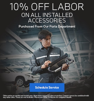 10% Off Labor On All Installed Accessories