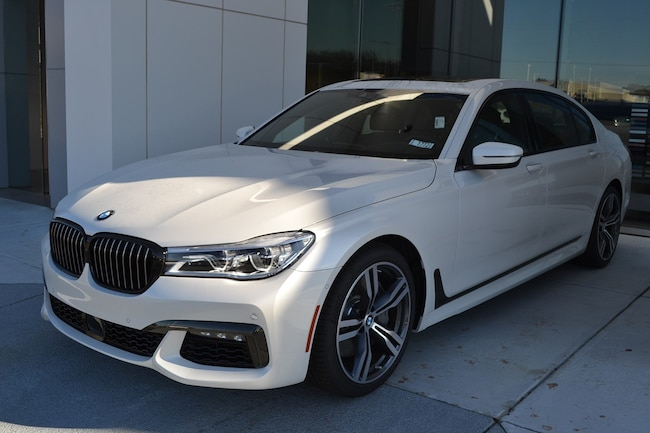 New 2019 BMW 750i Sedan in Macon, GA