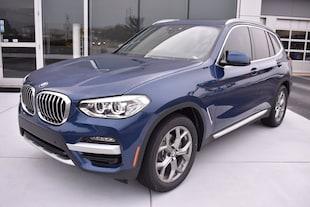 2021 BMW X3 sDrive30i SAV B3078