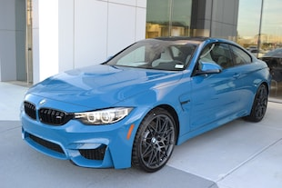 2020 BMW M4 Coupe B2445
