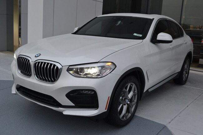 New 2020 BMW X4 xDrive30i Sports Activity Coupe in Macon, GA