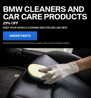 BMW Cleaners and Car Care Products