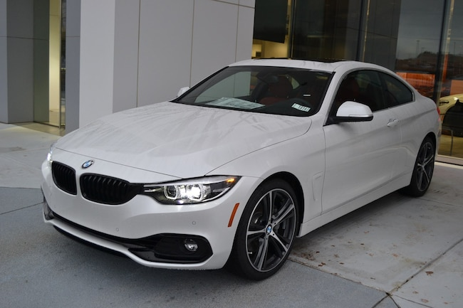 New 2019 BMW 440i Coupe in Macon, GA