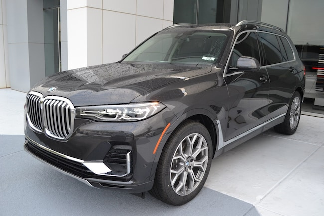 New 2019 BMW X7 xDrive40i SUV in Macon, GA