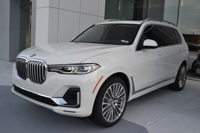 New 2020 BMW X7 xDrive40i SAV in Macon, GA