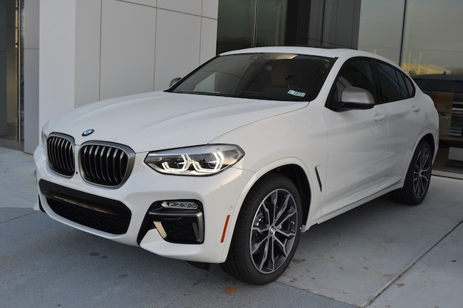 New 2019 BMW X4 M40i Sports Activity Coupe in Macon, GA