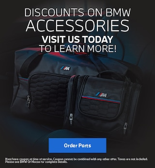 BMW Accessories Special
