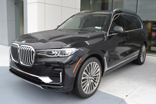 New 2020 BMW X7 xDrive40i SAV in Macon, GA