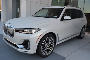 2021 BMW X7 xDrive40i SAV B2830