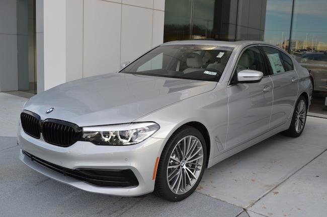 New 2019 BMW 530i 530i Sedan in Macon, GA