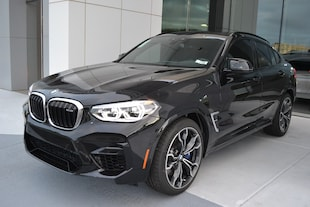 2020 BMW X4 M Competition Sports Activity Coupe B2188