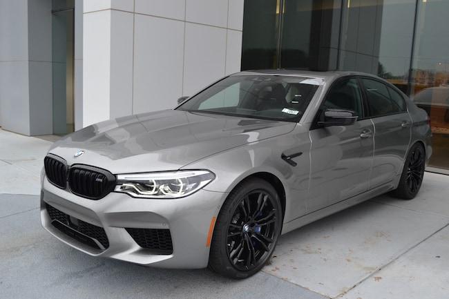 New 2019 BMW M5 Sedan in Macon, GA