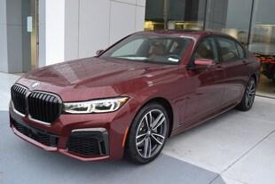 2021 BMW 740i Sedan B2721