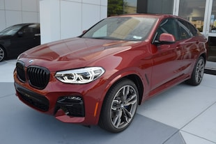 2021 BMW X4 M40i Sports Activity Coupe B2561