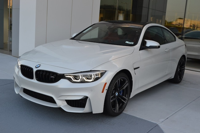 New 2020 BMW M4 Coupe in Macon, GA