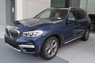 2021 BMW X3 sDrive30i SAV B2589