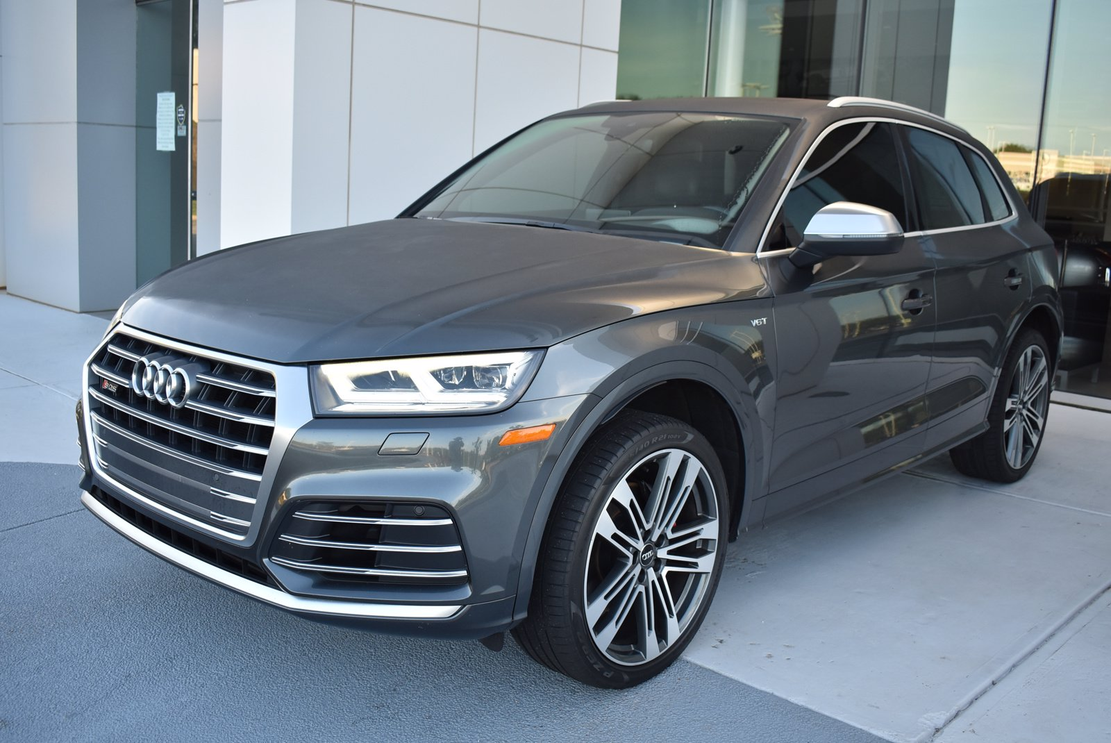 2018 Audi SQ5 SUV