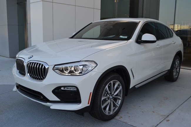 New 2019 BMW X4 xDrive30i Sports Activity Coupe in Macon, GA
