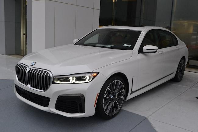 New 2020 BMW 740i Sedan in Macon, GA