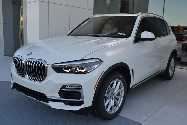 New 2020 BMW X5 sDrive40i SAV in Macon, GA