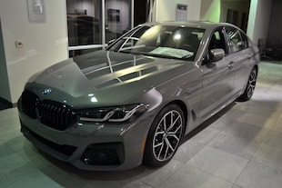 2021 BMW 530i Sedan B2719
