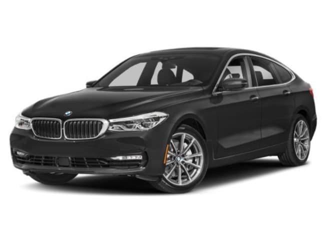 2019 BMW 640i xDrive Gran Turismo Car