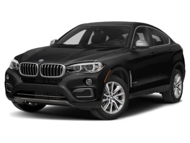 2019 BMW X6 xDrive50i Sports Activity Coupe Sport Utility